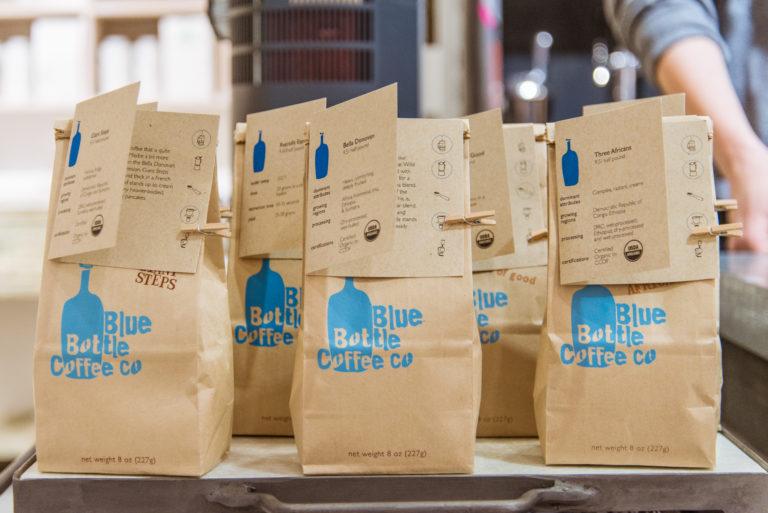 Blue Bottle Coffee, Nestlé et café par ABONNEMENT