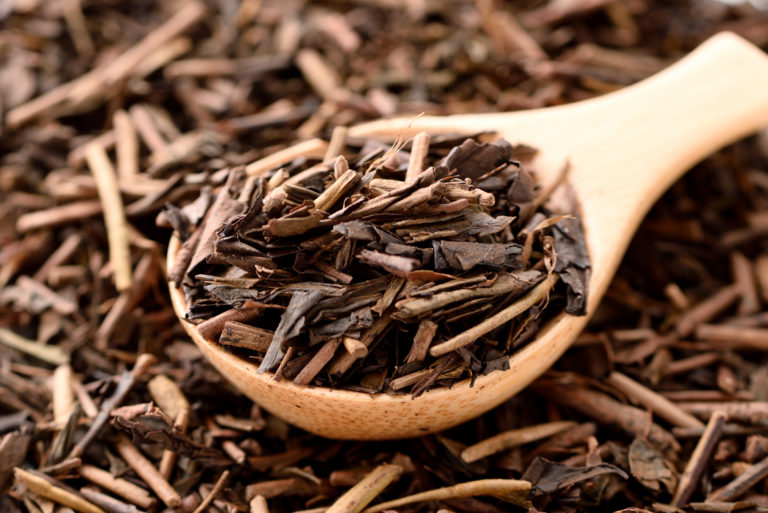 Hojicha : un thé torréfié du japon !