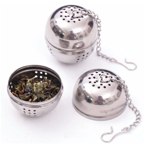 Boule à thé nomade