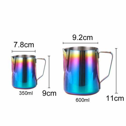 pichet à lait pour barista spectrum4
