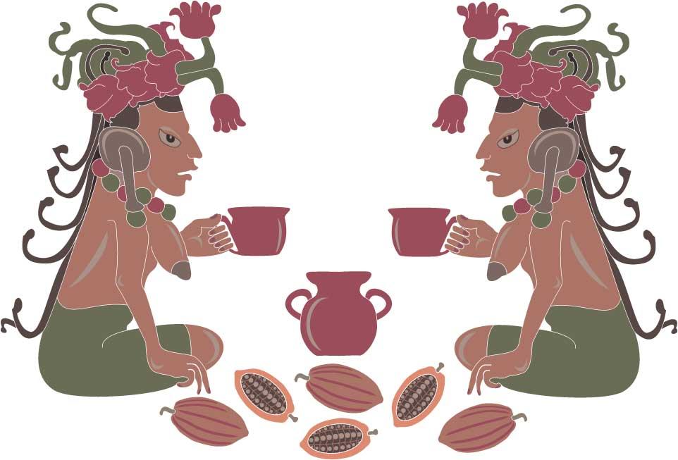 boire chocolat maya