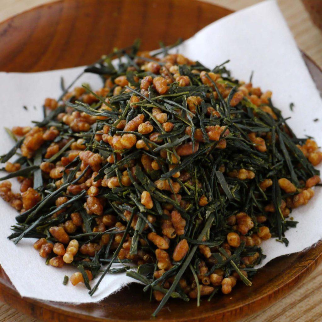 thé du japon genmaicha