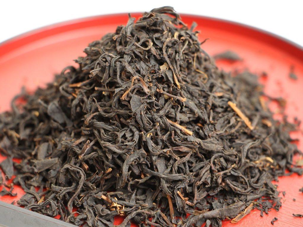 thé noir japonais sakura