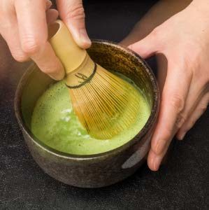 chasen, fouet matcha traditionnel