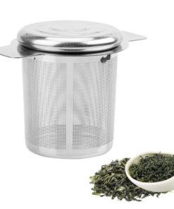 infuseur à thé en métal