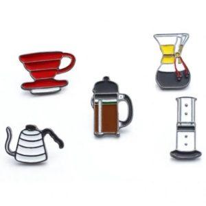 5 Pins café