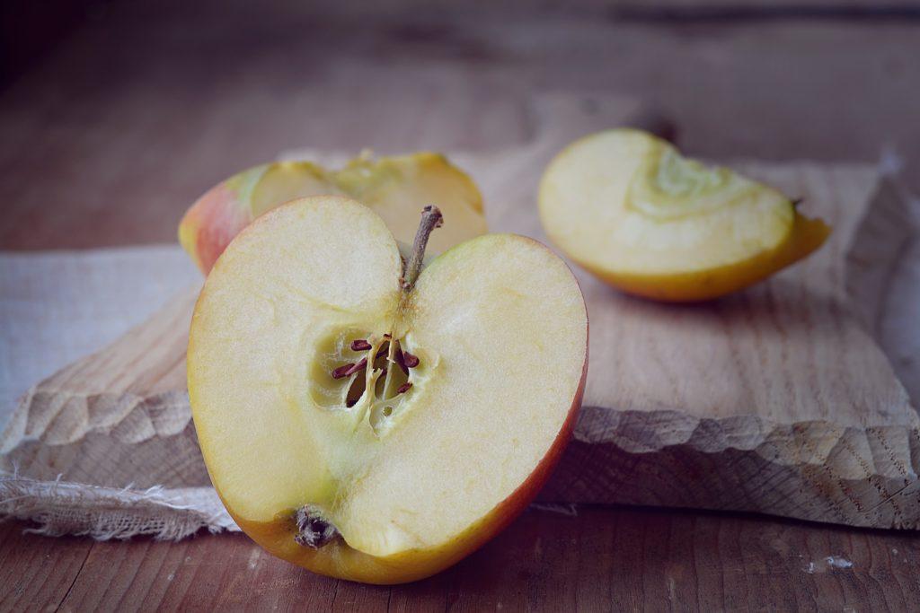 oxydation pomme