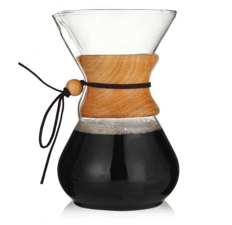 quel type de cafetière choisir ? la cafetière filtre manuelle