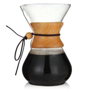 cafetière filtre manuelle