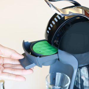 utilisation de la capsule dolce gusto rechargeable