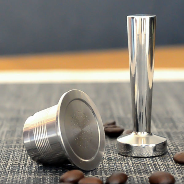 capsule nespresso rechargeable