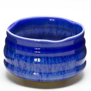 chawan japonais bleu