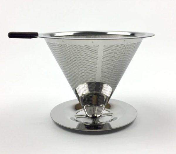 dripper café inox