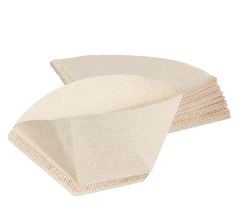 Filtre à Café Papier : Lot de 40 filtres non traités !