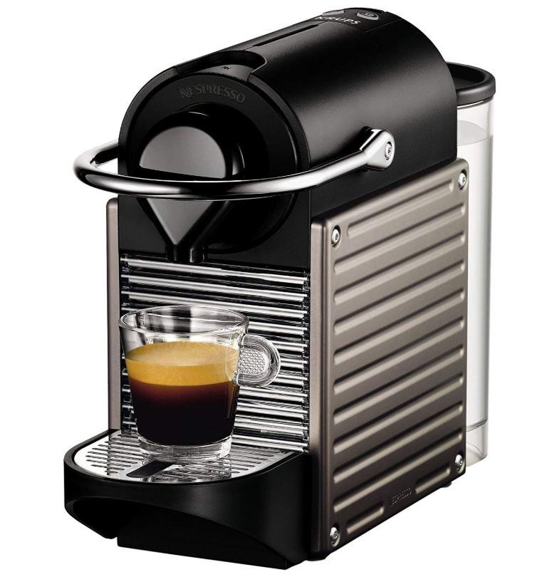 quel type de cafetière choisir ? machine à capsules