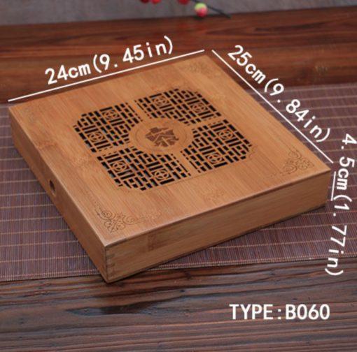 dimensions plateau à thé puerh 3