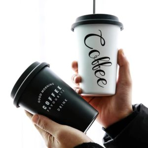 gobelet café en inox