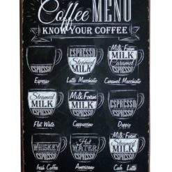 tableau café