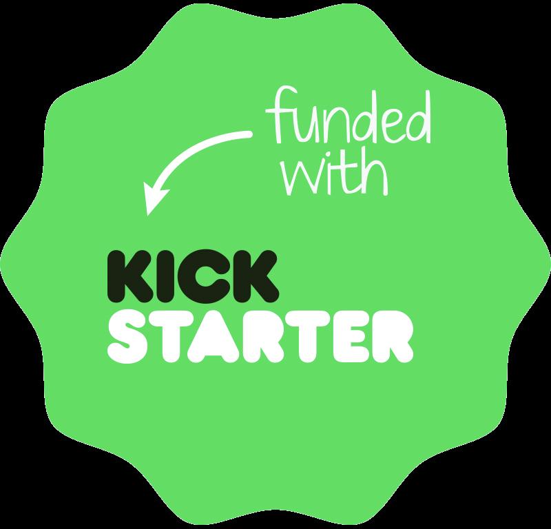 lien vers la campagne kickstarter