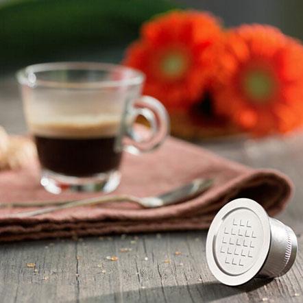 capsules rechargeables nespresso inox
