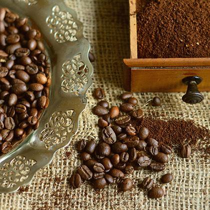 café moulu capsule rechargeable