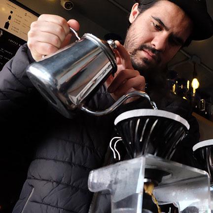 cafetieres et moulins