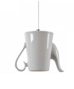 lampe décorative théière