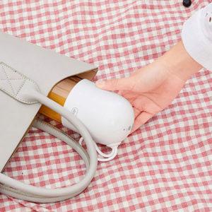 blender portable dans un sac