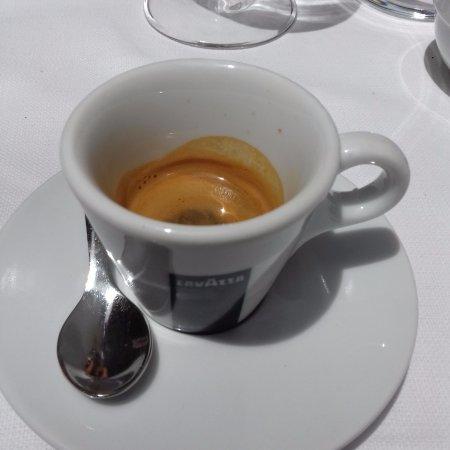 espresso italien ou ristretto