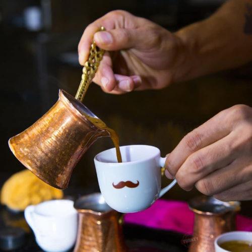 Cafetière turque