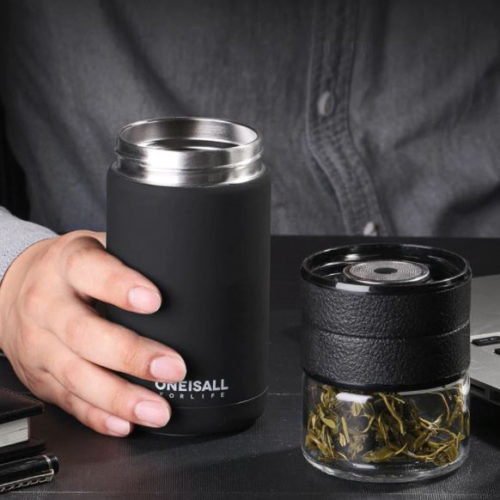 Thermos Infuseur