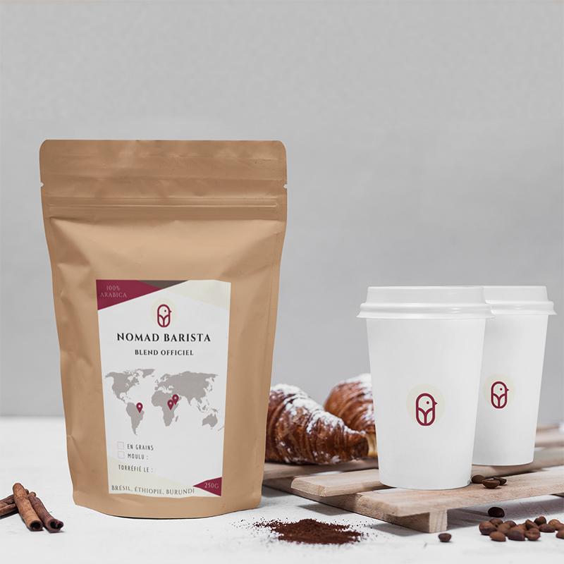 Café en grains Nomad Barista