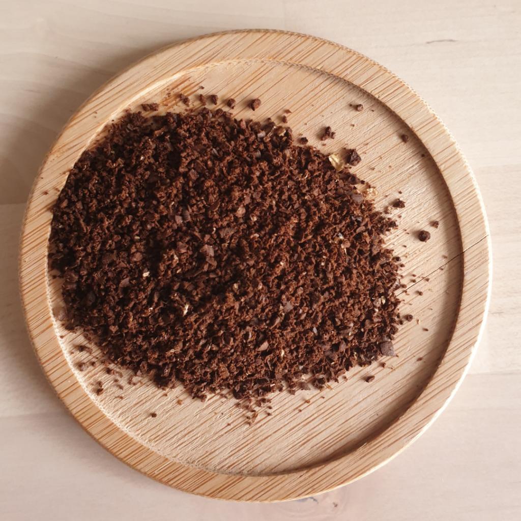 café moulu pour cafetière filtre