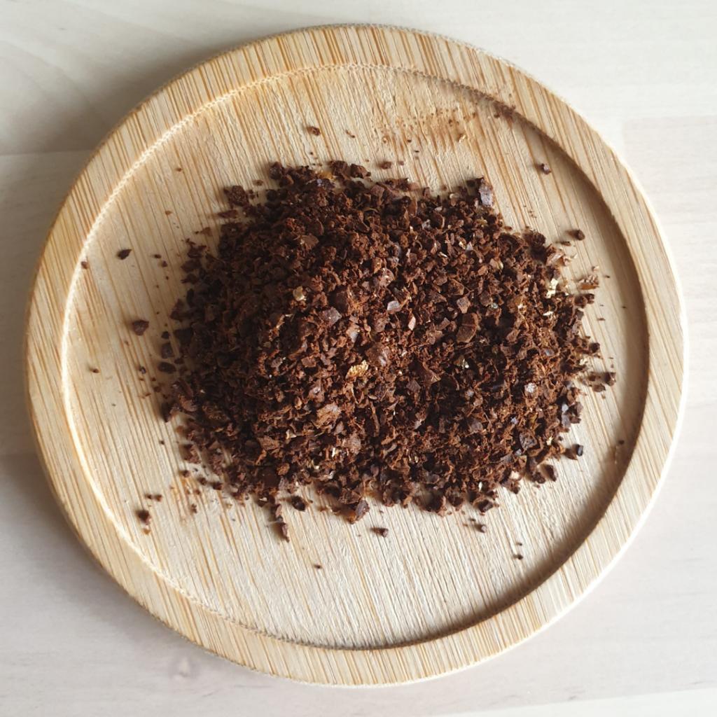 mouture de café pour cafetière à piston