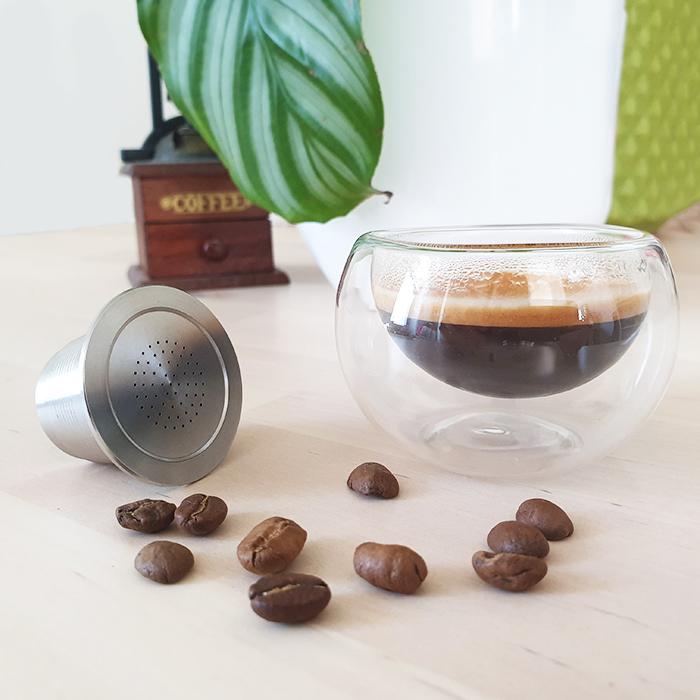 Capsule Nespresso Rechargeable : le guide !