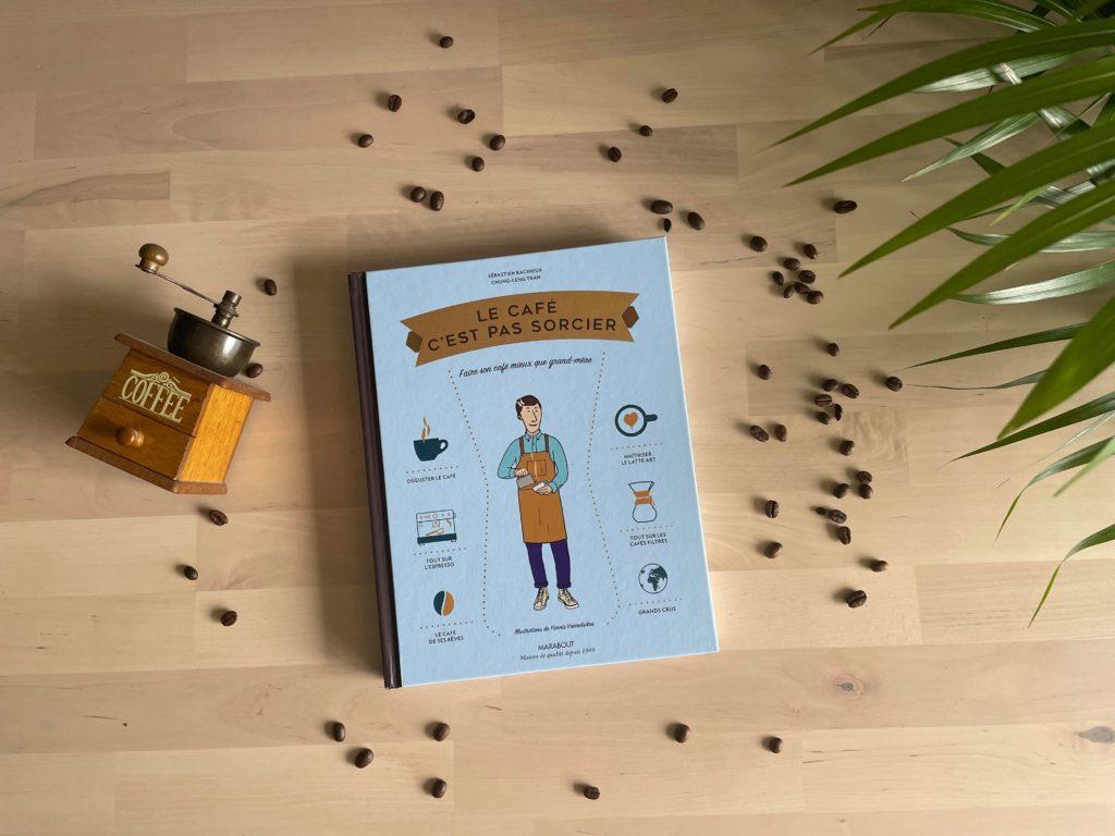 """Un des livres café les plus recommandés : """"Le café c'est pas sorcier"""""""