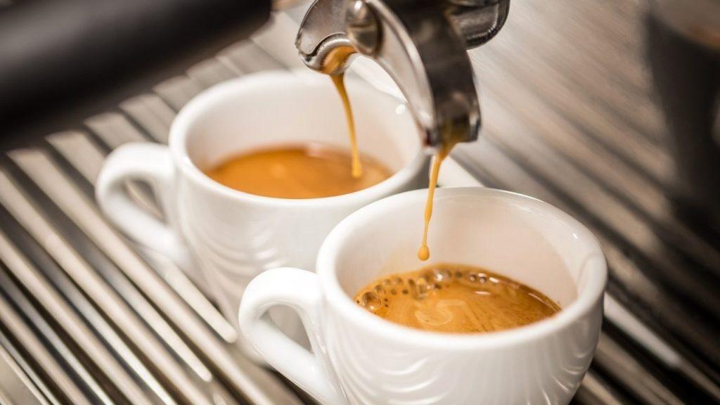 tasses de café espresso