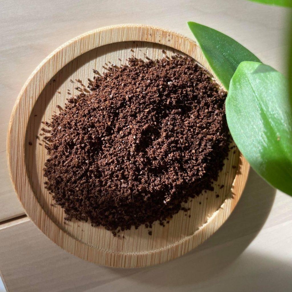 Le bon dosage chemex avec la bonne taille de mouture de café.