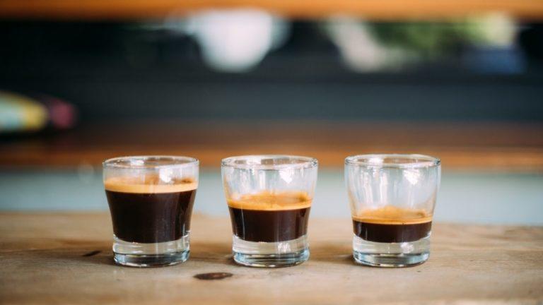 Espresso, Ristretto, Lungo : quelles différences ?