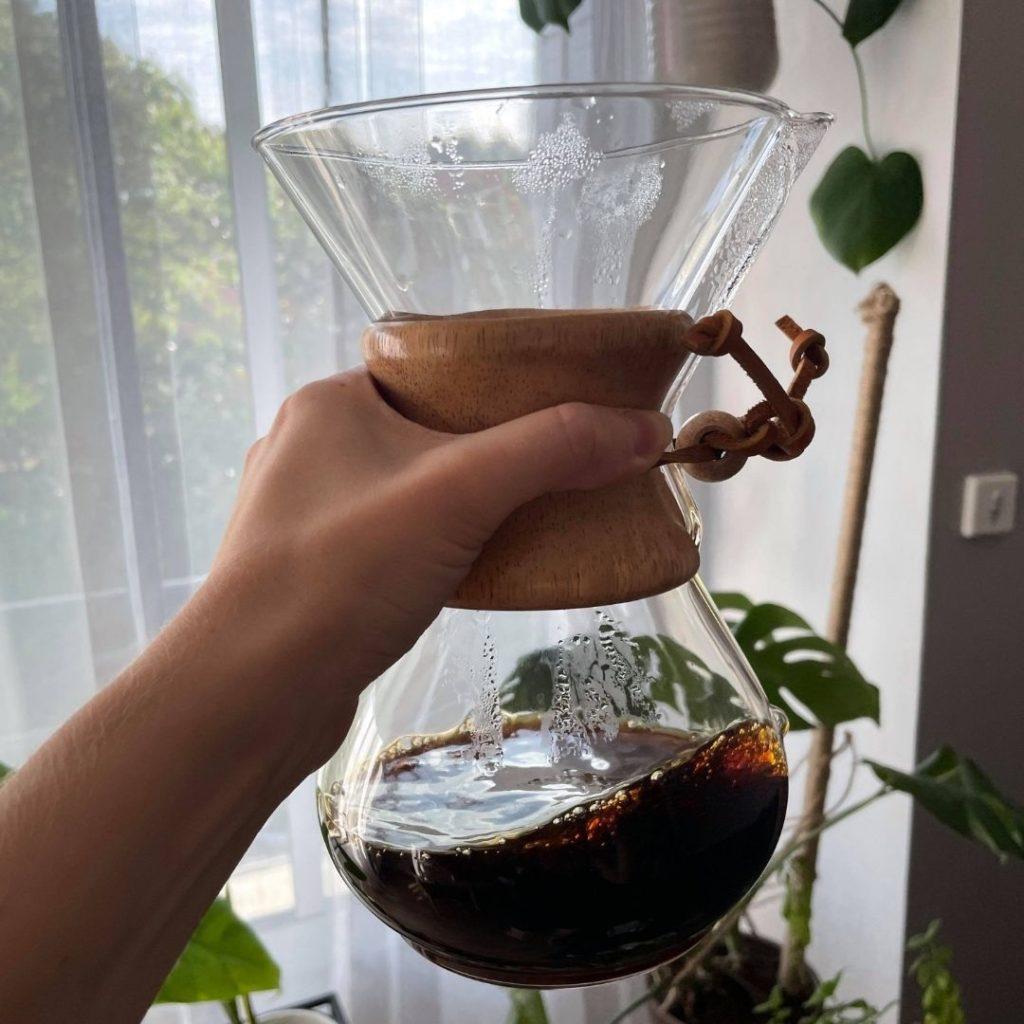 Cafetière Chemex : Comment préparer un bon café ?